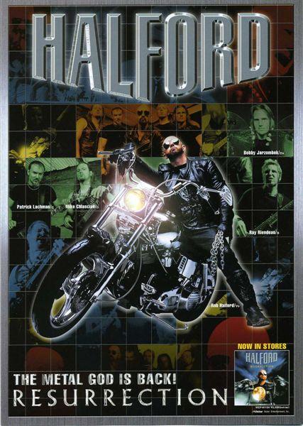 La Harley dans la pub - Page 9 Halfor13