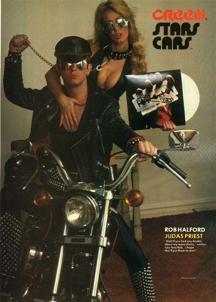 La Harley dans la pub - Page 9 Judas311