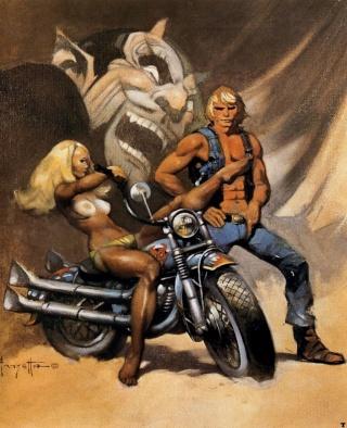 Ils ont posé avec une Harley - Page 4 R_211