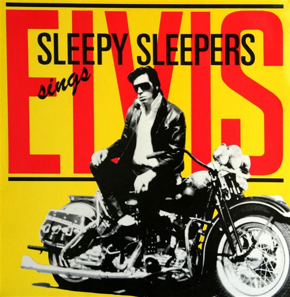 elvis presley the KING Sleepy10