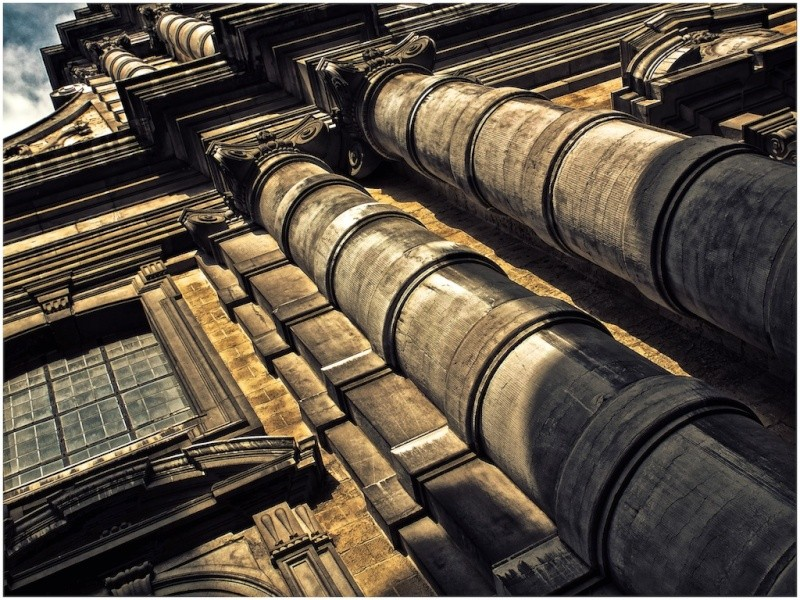 Les colonnes  Dscf1712