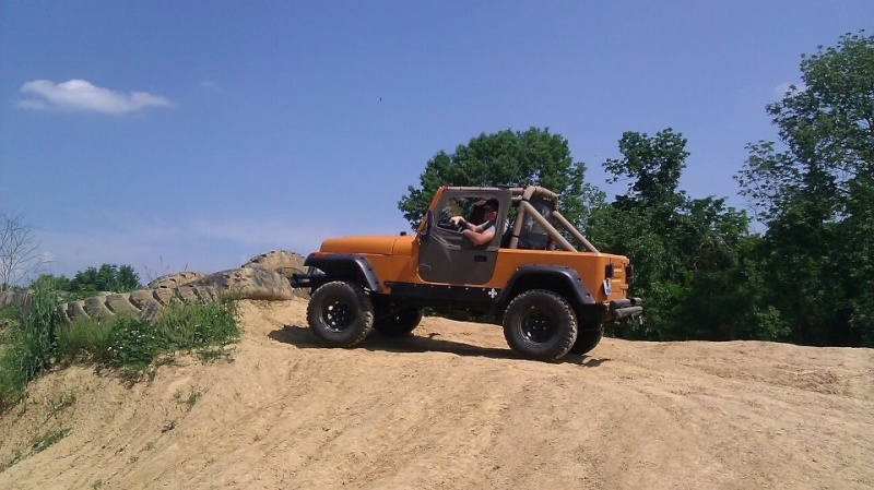 The Making of the Zombie Hunter 87 YJ Dtr1110