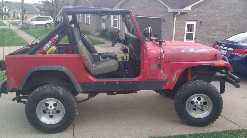 The Making of the Zombie Hunter 87 YJ Jeepli10