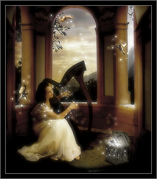 Symbolique des instruments de musique 12011610