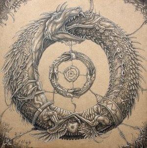 Ouroboros, cycle éternel de la nature. - Page 2 Ourobo10