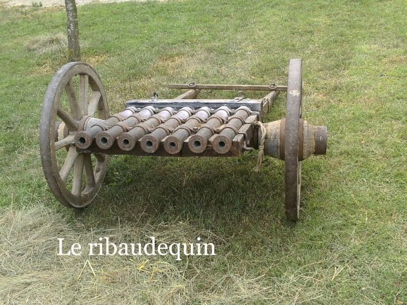 Ribaudequin Veuglaire Catapulte Pierrier à Boite 5_le_r10