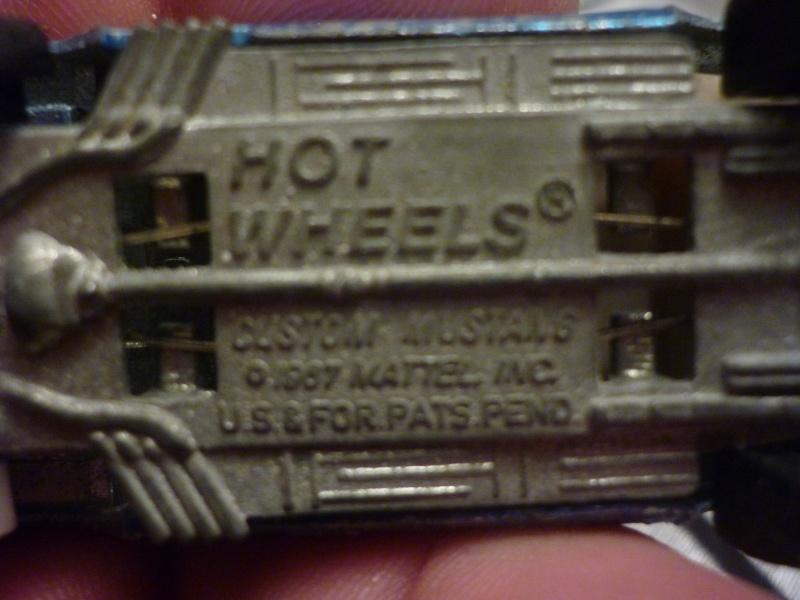 HOT WHEELS... Redline P1060329