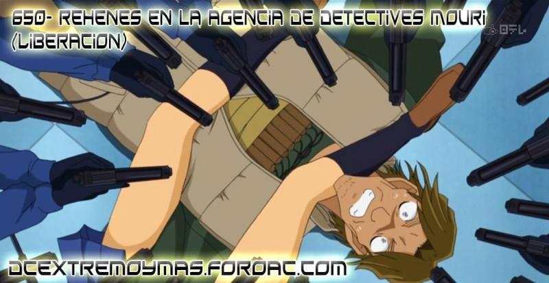 DC Capítulo 650 (Sub. Español) Online y DD 65010
