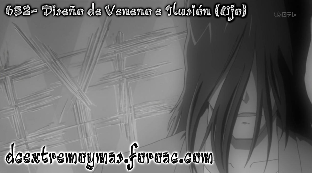 DC Capítulo 652 (Sub. Español) Online y DD 65210