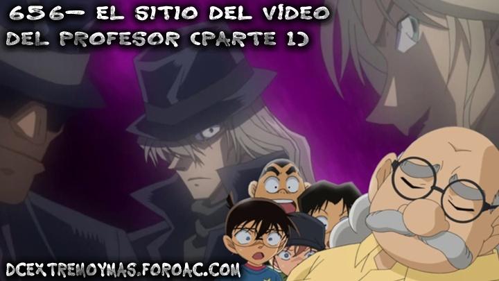 DC Capítulo 656 (Sub. Español) Online y DD 65610