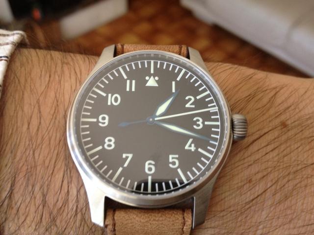 flieger - News : Stowa Flieger Blue Limited 20120715