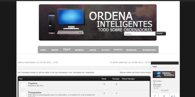 Ordena Inteligentes | Tu foro de informática. (Buscamos staff) Ordena10