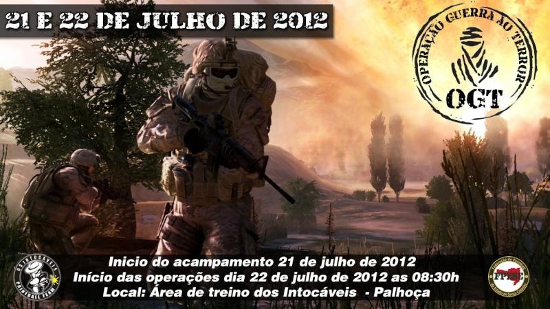 1º evento com o apoio da FPESC: Operação Guerra ao terror 17808710