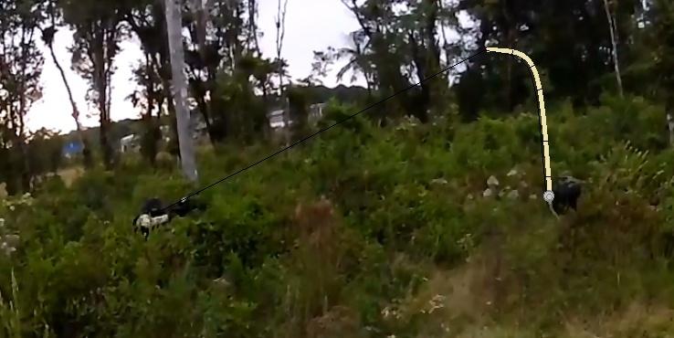 Vídeo do jogo do dia 07/04/2012  com a jogada de mestre! Pescan10
