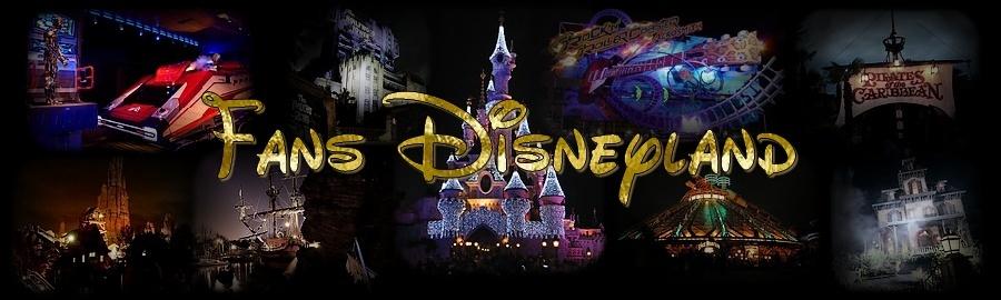 Fans Disneyland