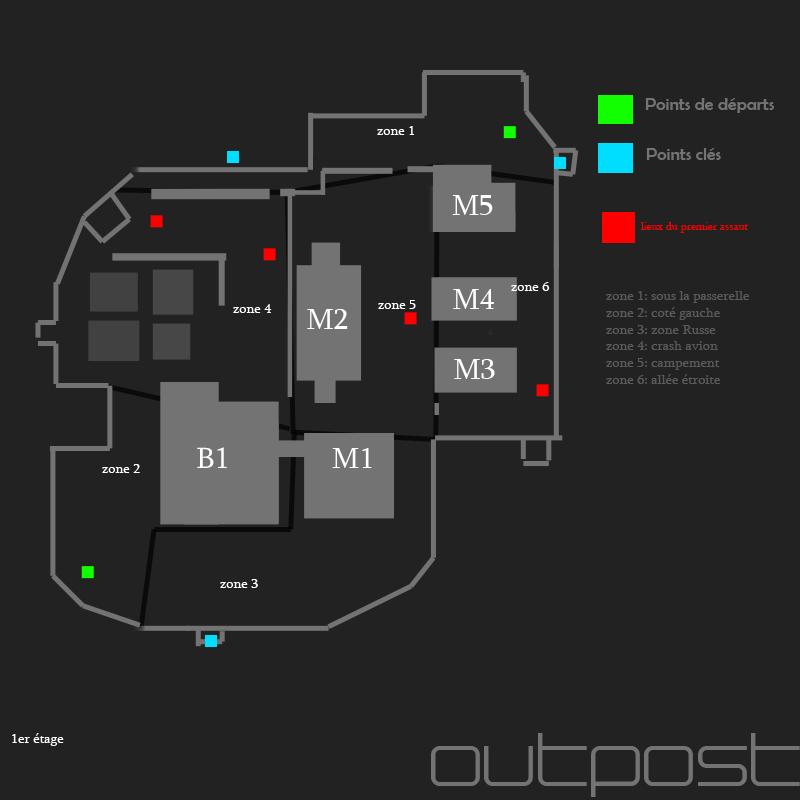 Plan de la map Map_ou13