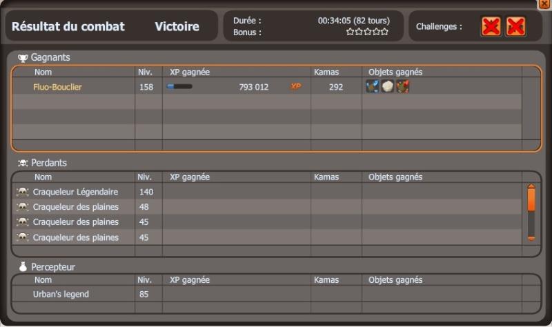 Level 158 contre craqueleur légendaire ;) Faca-110