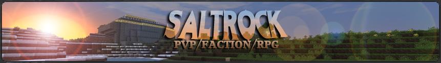 SALTROCK Minecraft Server