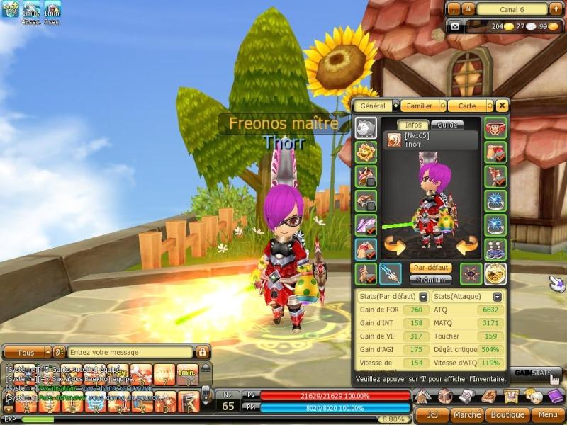 Candidature de Thorr :) Dragon37