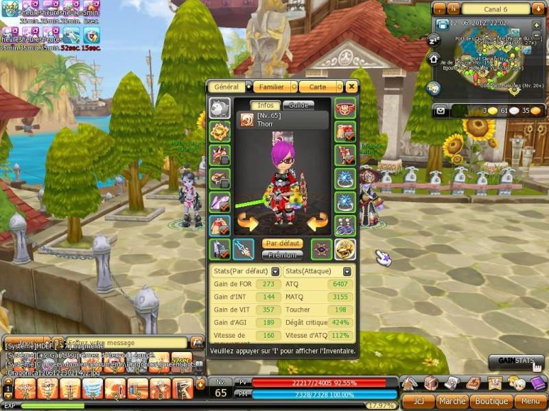 Candidature de Thorr :) Dragon38