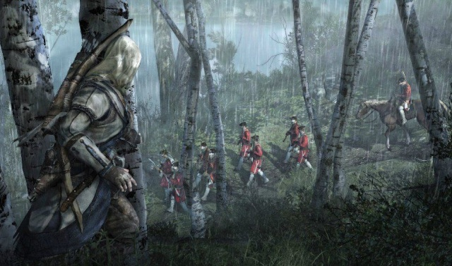 Assassin's Creed III :info and screen-shots leaked 42509310