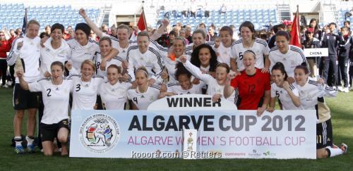 Wome Soccer: Algarve Cup 2012 Albums10