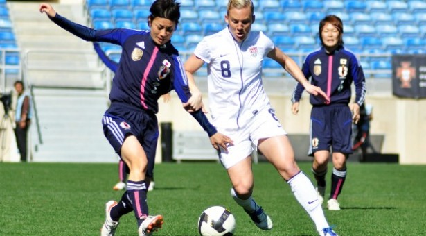 Wome Soccer: Algarve Cup 2012 Timthu10
