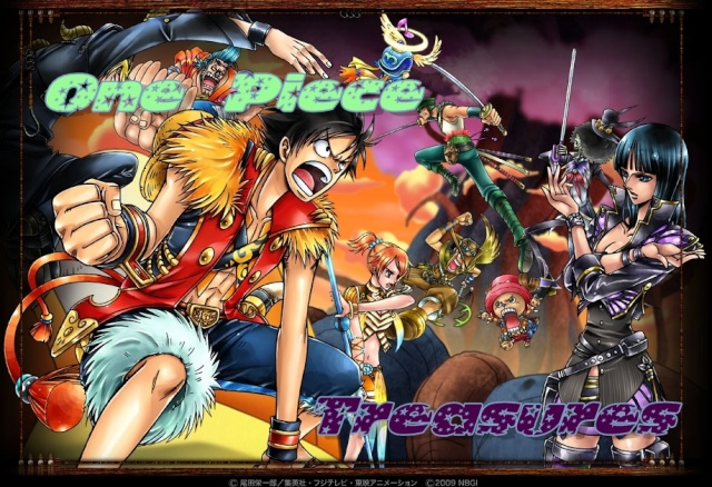 One Piece Tresours Rol