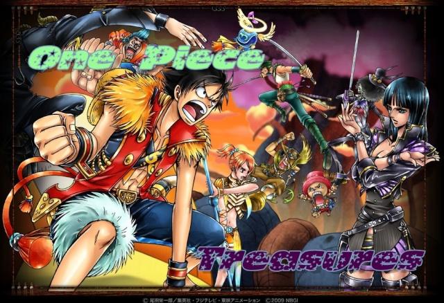 One Piece Tresours Rol