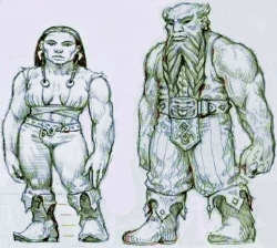 Empire of Athosia Dwarf010