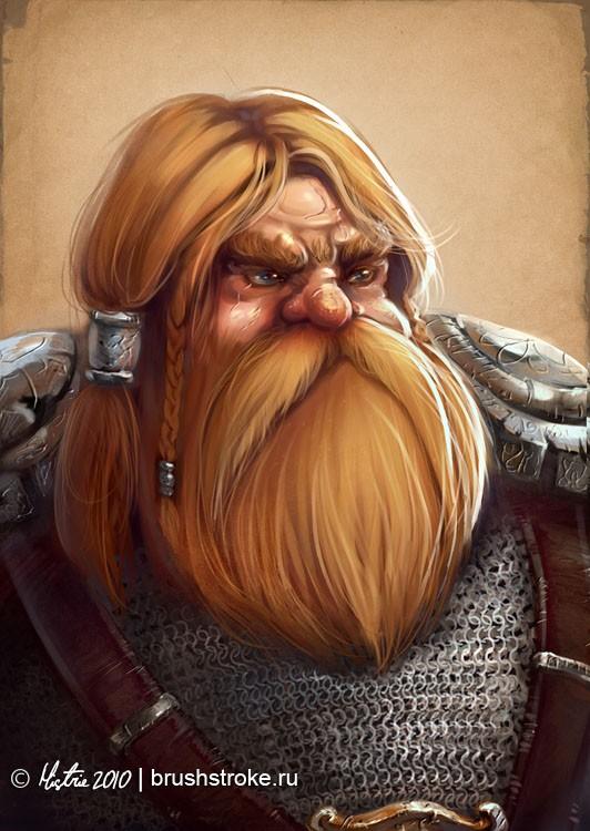 Empire of Athosia Dwarf_11