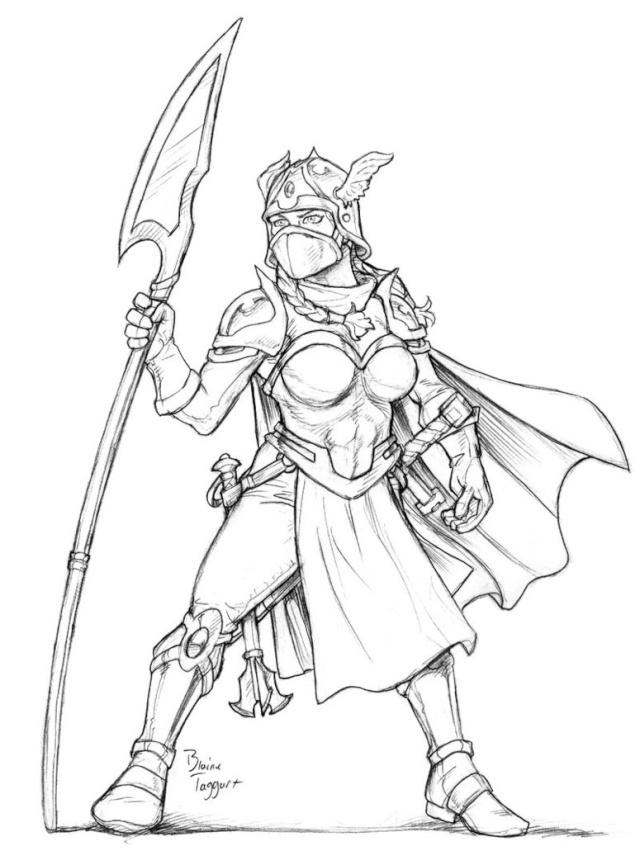 Empire of Athosia Female11