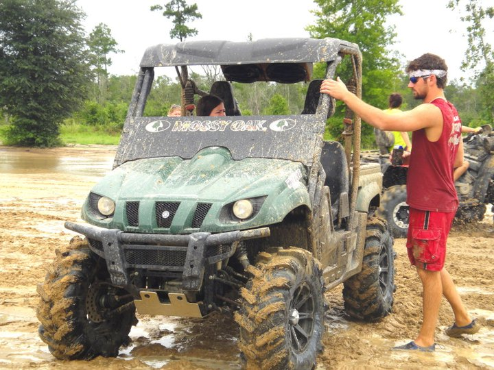 RED CREEK OFFROAD ATV PARK Rc110