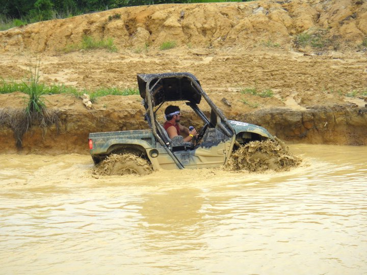 RED CREEK OFFROAD ATV PARK Rc210