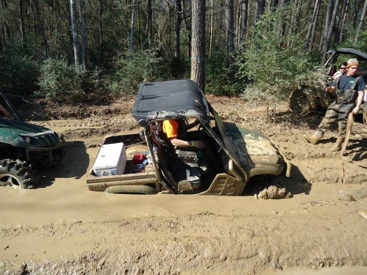 RED CREEK OFFROAD ATV PARK Rc610
