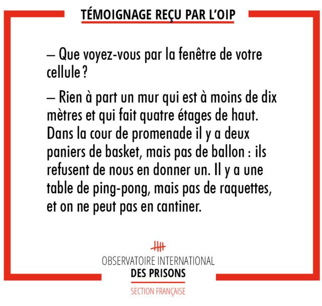 [Partenariat-OIP] Breves de prisons : la réalité. - Page 8 74222811
