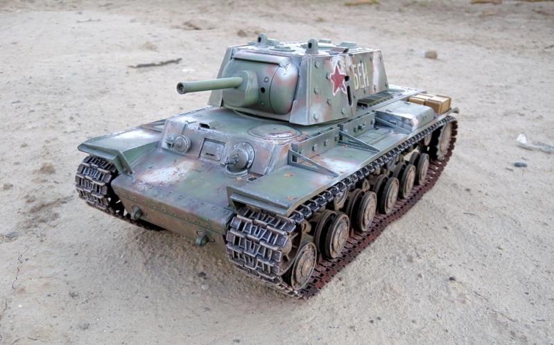 My KV1 modification Dscn6011