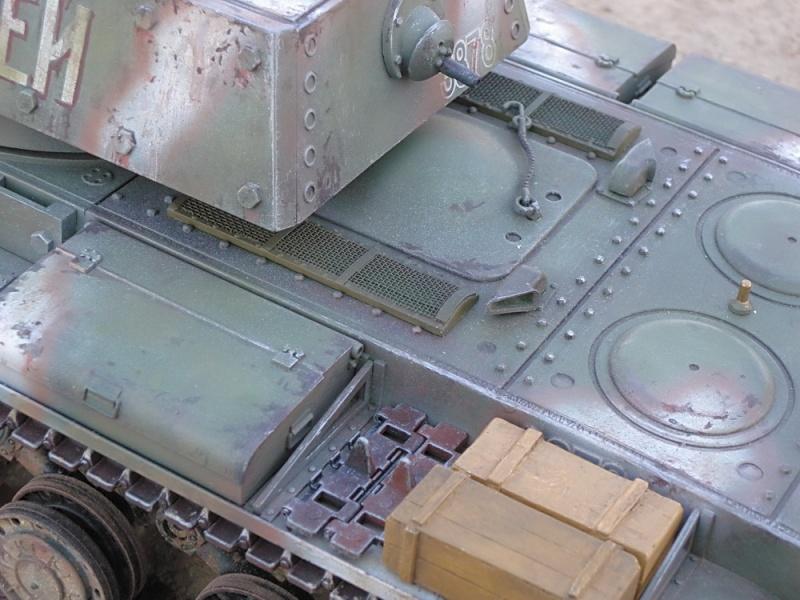 My KV1 modification Dscn6012