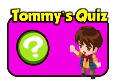 Tommy's Challenge! 40589811