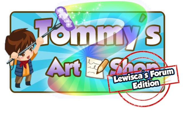 Tommy's Art Shop: Special Edition Art10