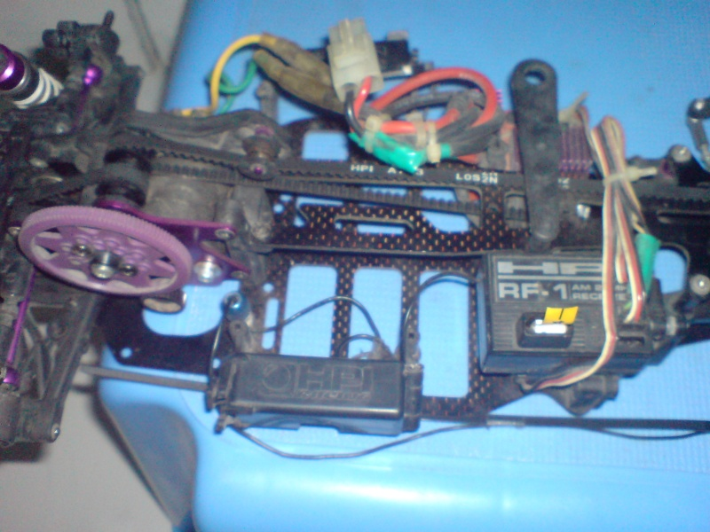 My HPI kit Dsc01912