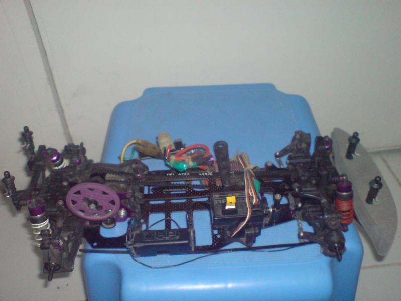 My HPI kit Dsc01913