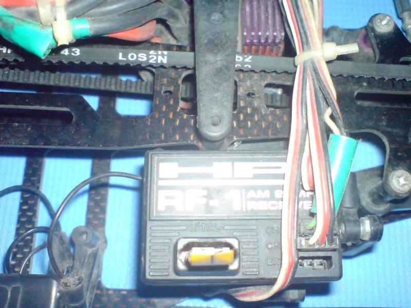 My HPI kit Dsc01914