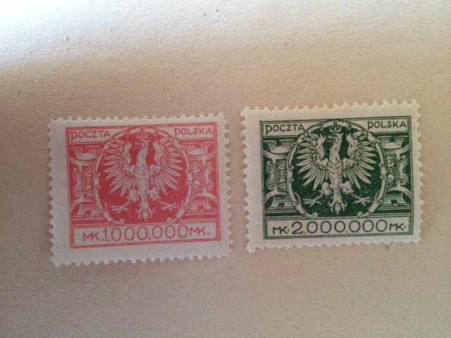 Weiß jemand mehr über diese Briefmarken? Foto10