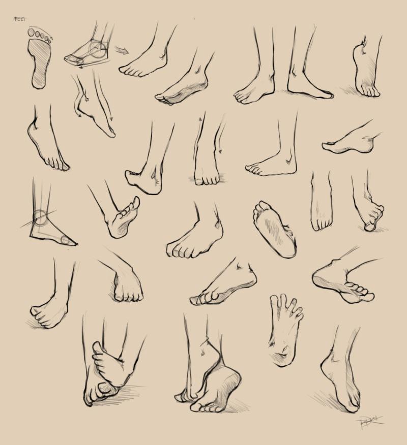 [Aide] Pied et main dans differente position Feet_r10