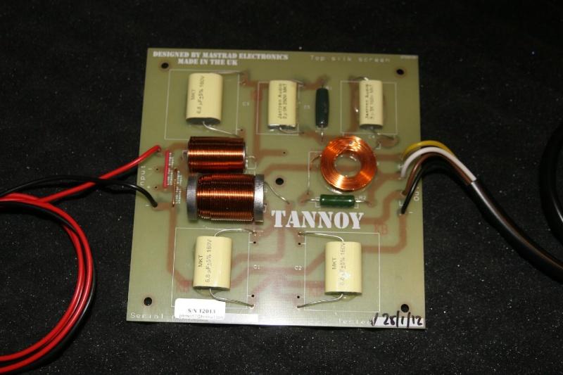 Modifica Crossover Tannoy 3809 Immagi10