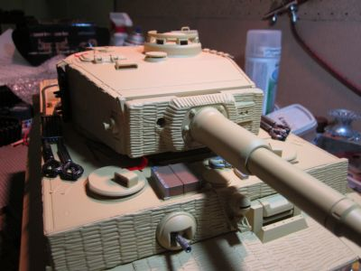 Tiger I, Late (Taigen from the AFF Museum Shop), to be done in Abt 506 Colours Front_10