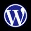 Wordpress - WORDPRESS.COM Gray-w10