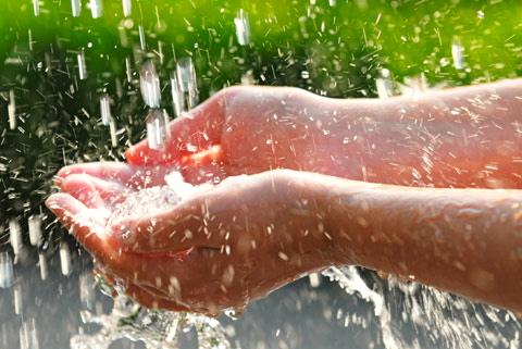 Gebetsanliegen und Fürbitten.. Wasser10