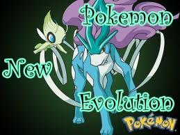Pokémon New Evolution